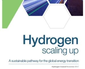 Hydrogen scaling up report