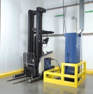 GenDrive forklift fuel cell class 2