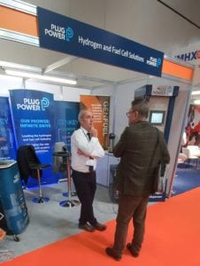 Plug Power at IMHX